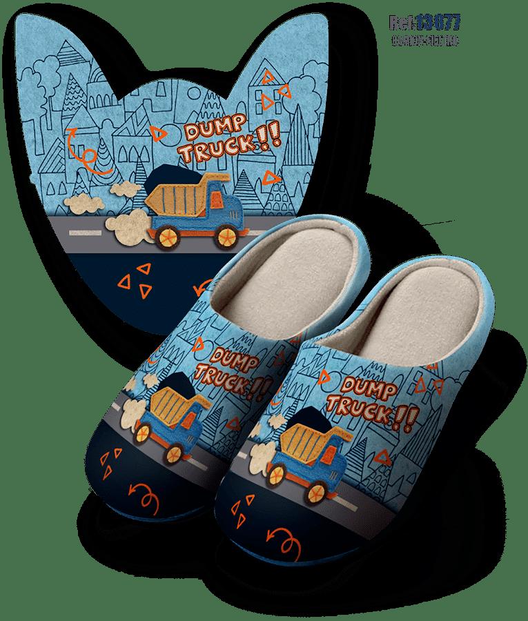 ESTAMPACION DIGITAL CALZADO INFANTIL 2018 201911