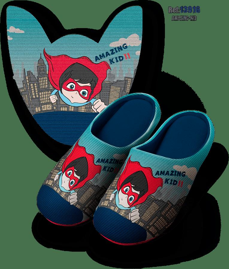 ESTAMPACION DIGITAL CALZADO INFANTIL 2018 201915